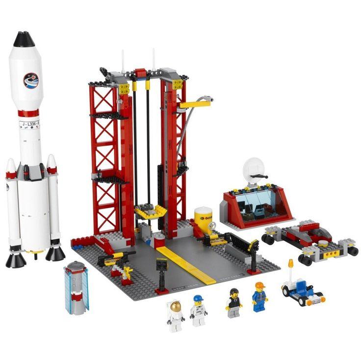 LEGO Space Center 3368: Toys & Games