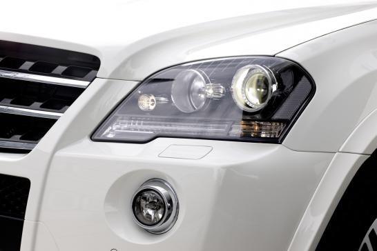 Mercedes ML 63 AMG 4Matic (7G-Tronic)