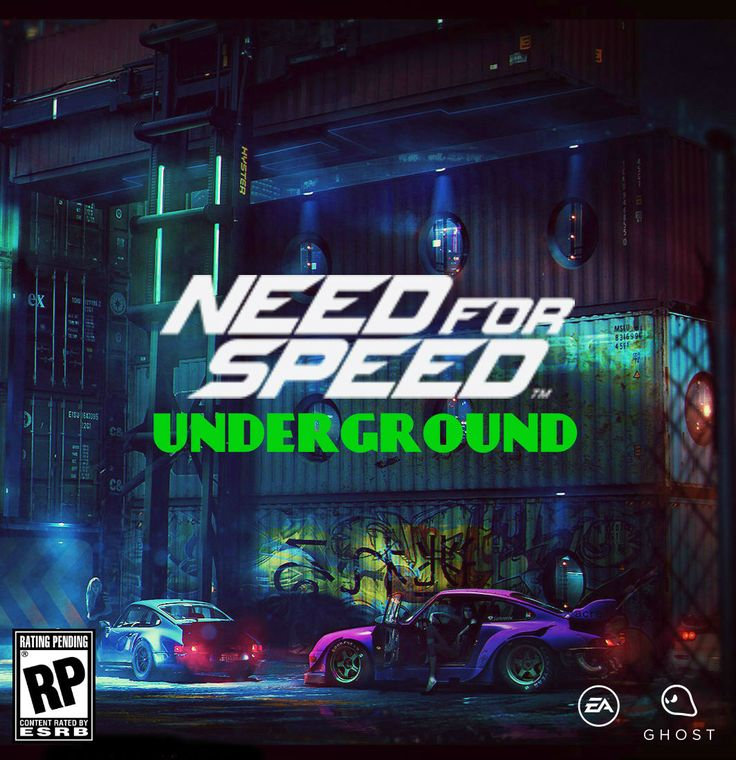Need For Speed Underground 2017