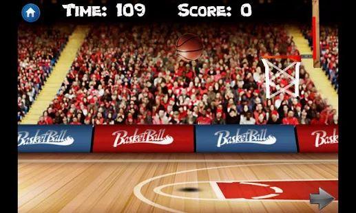 BasketBall: miniatura de captura de pantalla