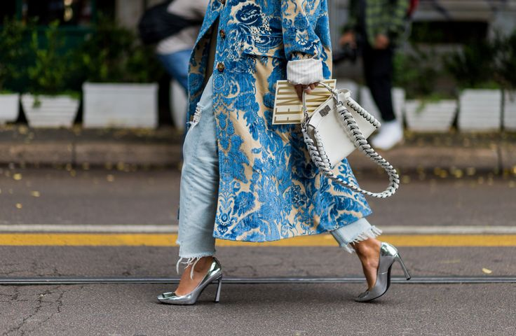 Streetstyle @ Milaan Fashion Week s/s 2017