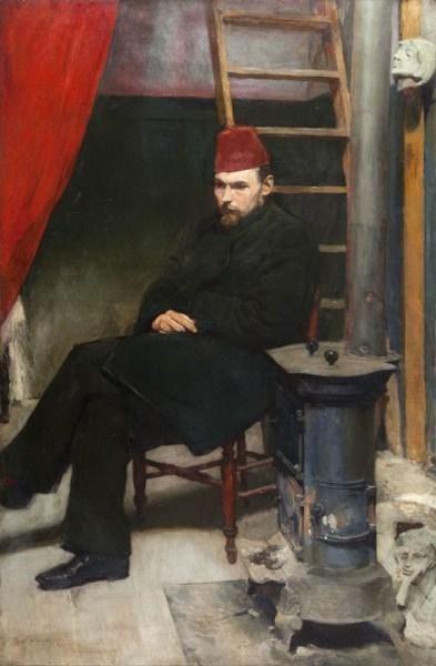 Józef Mehoffer, 1894