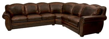 Rustic Sectional Sofas: Find Reclining Sectionals and Sectional Sofa Ideas Online
