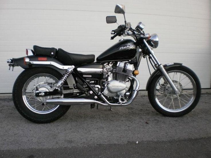 2009 Honda CMX250C Rebel®