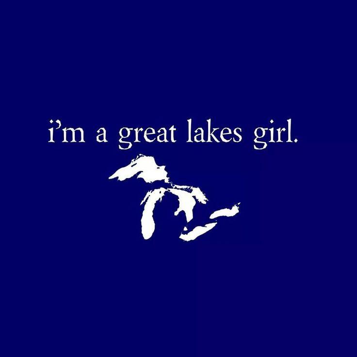 Great Lakes Girl!