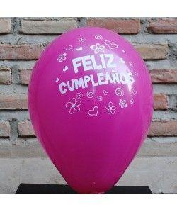 Globo Feliz Cumpleaños