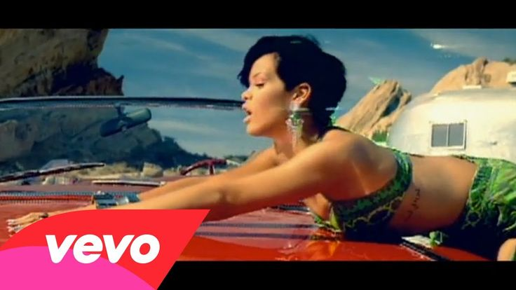 Rihanna - Rehab ft. Justin Timberlake I love how his voice is higher than hers...  :)