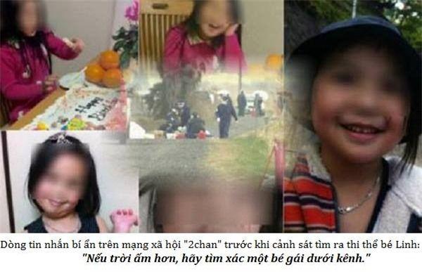 Những manh mối giúp cảnh sát tìm ra nghi phạm vụ bé gái người Việt bị sát hại ở Nhật
