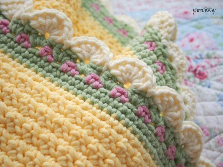 it's a girl   yarnaway: a crochet scrapbook