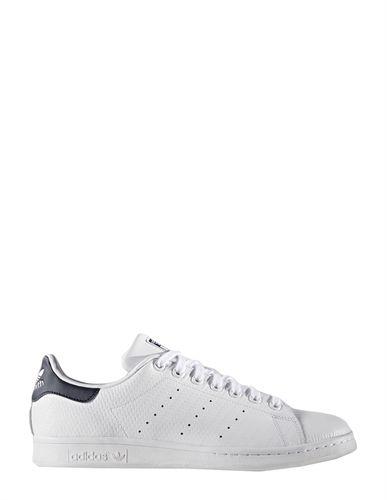 ADIDAS STAN SMITH WHITE WHITE CORK NAVY-footwear-AREA 51