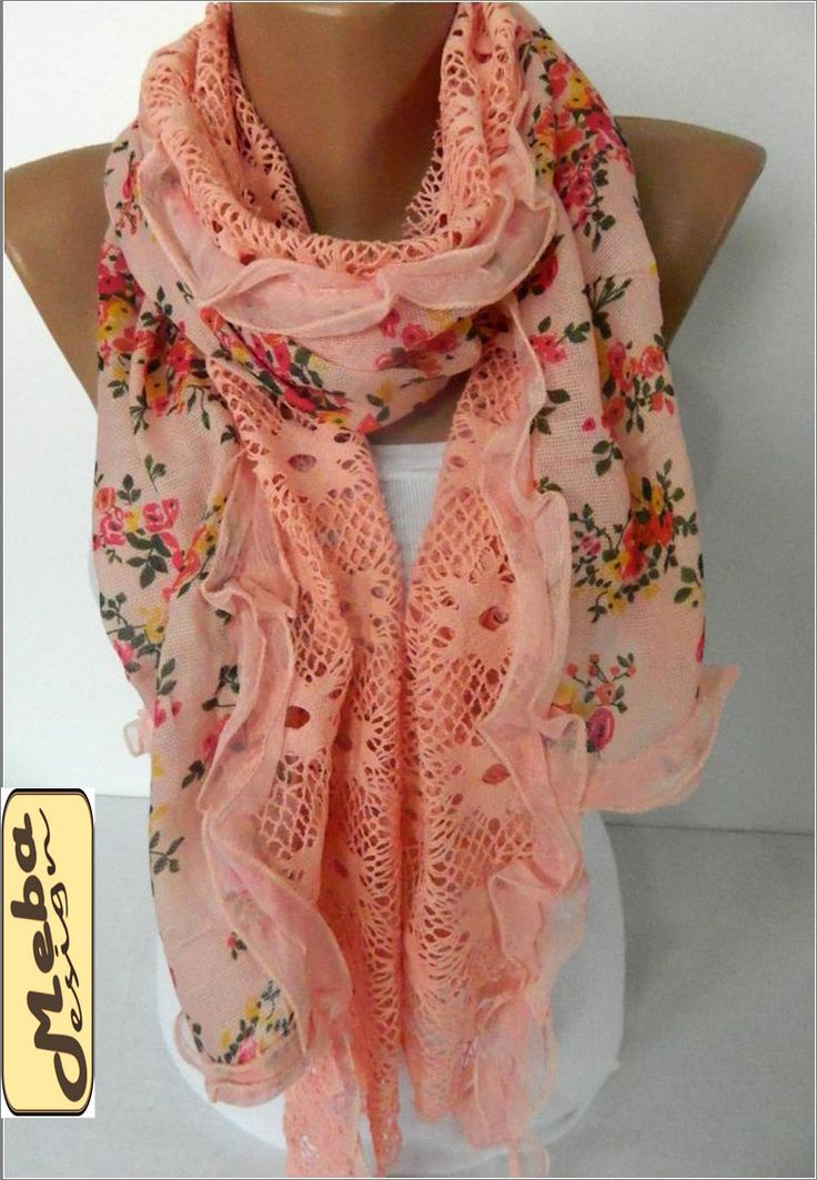 A personal favorite from my Etsy shop https://www.etsy.com/listing/185321401/fashion-scarf-trend-scarf-shawls-scarves