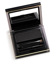 Elizabeth Arden Color Intrigue Dual Perfection Brow Shaper and Eyeliner 2.7g shade ebony