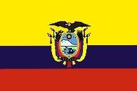 Ecuador's Flag!
