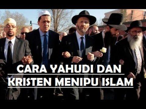 Ceramah Dr Zakir Naik - Cara Yahudi Dan Kristen Menipu Umat Islam