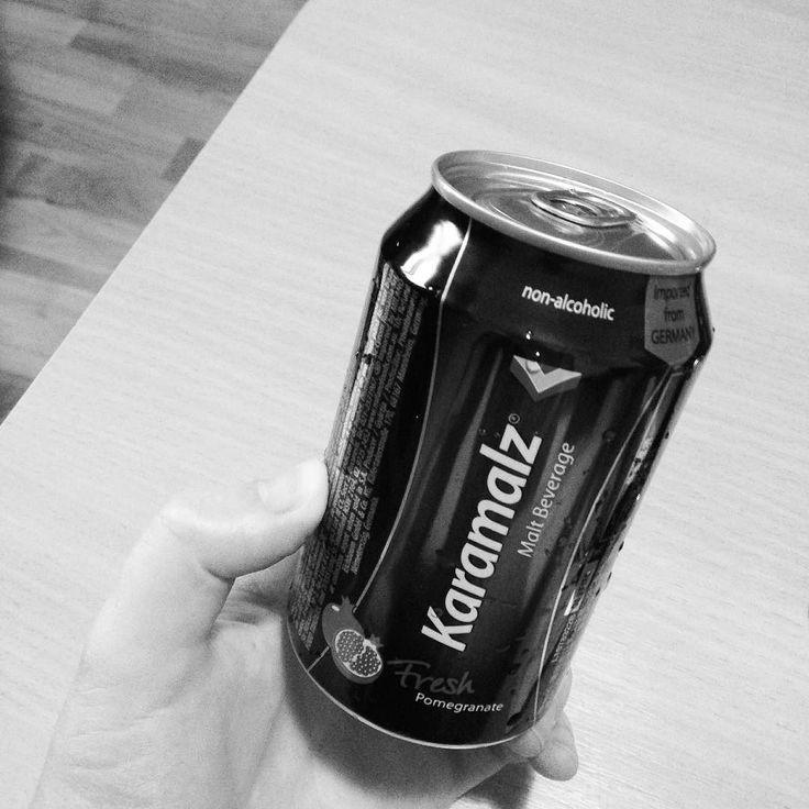 Old memories... #drink #beer #pomegranate #madeingermany