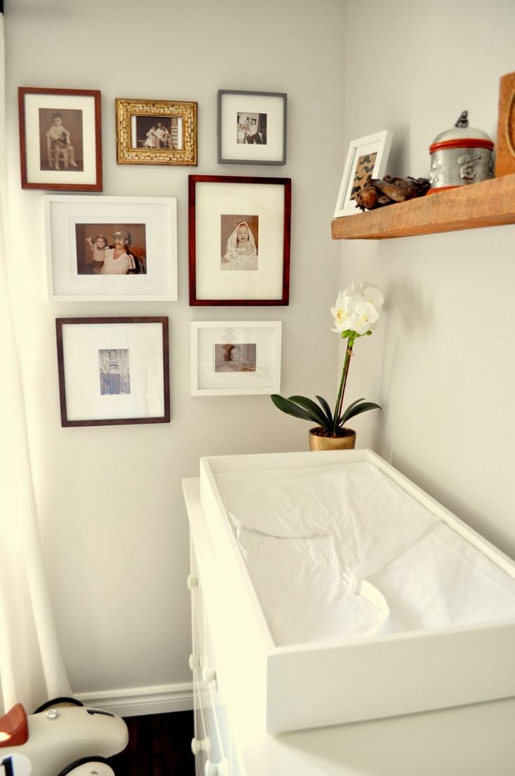 Awesome Websites DIY changing table dresser topper add rubber feet to bottom of frame to prevent sliding