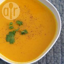 Foto della ricetta: Crema di carote e zenzero