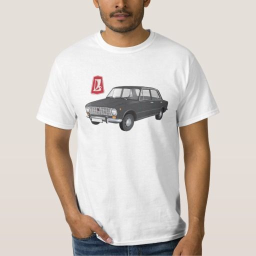 VAZ-2101 Lada 1200 DIY (black)  #classic  #lada #vaz-2101 #badge #tshirt #automobile #sovietunion