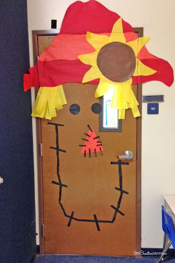Classroom Door Decorations For Halloween 68 best bulletin board ideas images on pinterest | classroom ideas