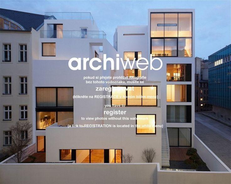 archiweb.cz - Bytový dům Waisenstrasse