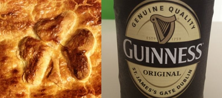 Steak and Guinness Pie | Slowcooker | Dinner | Daisies and Pie