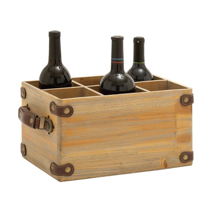 Exclusively Designed Wine Caddy