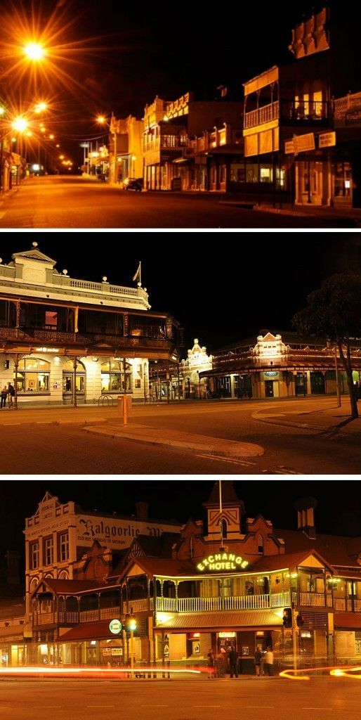 Charters Towers By Night | Best Canvas Prints Online
