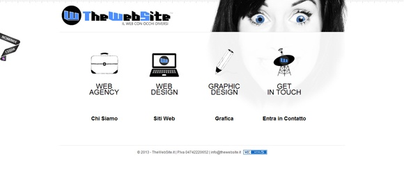 Showcase of 30 Most Attractive Black & White Color Websites | The Best Daily Online Resources for Web and Graphic Designers