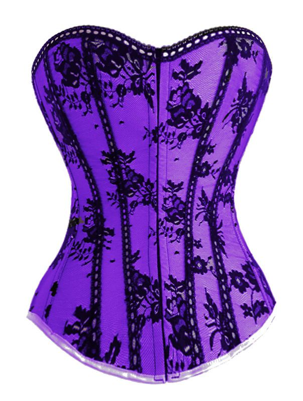 You haven't lived until you have been personally fitted in a good corset. Amazing.