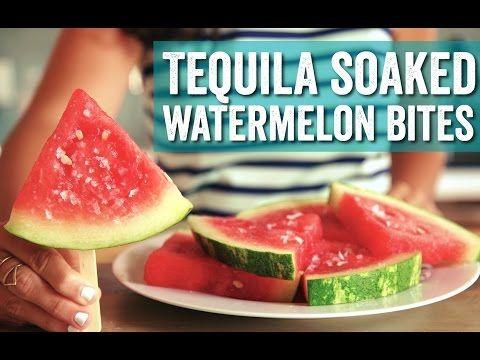 Let's Make: Tequila-soaked watermelon bites - Margaritaville Blog