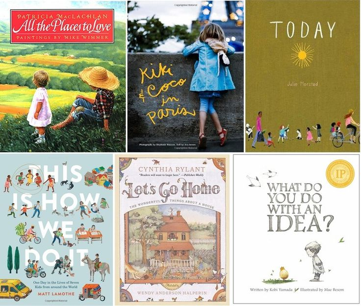 kelle's top 50 picture books