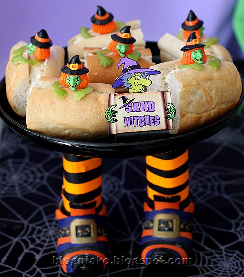 The Witch Themed Party: Best 25+ Witch Theme Party Ideas On Pinterest