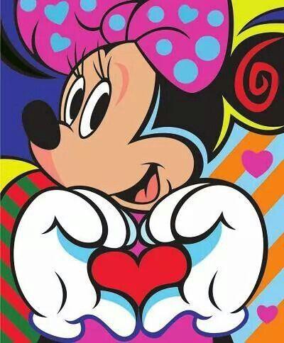 Minnie, Disney