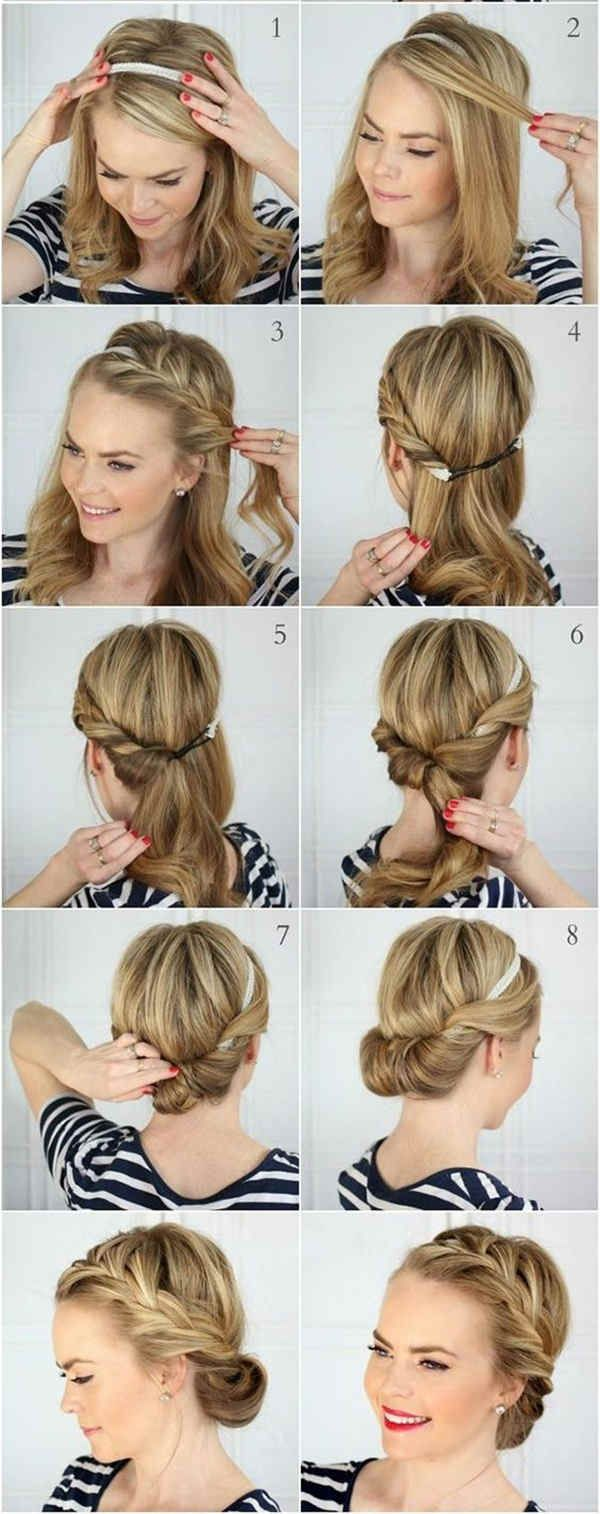 best 25+ hairstyles with headbands ideas on pinterest | headband