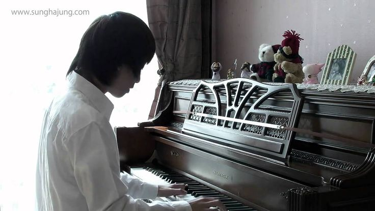 (Yiruma) River_Flow_in_You - Sungha Jung (Piano)