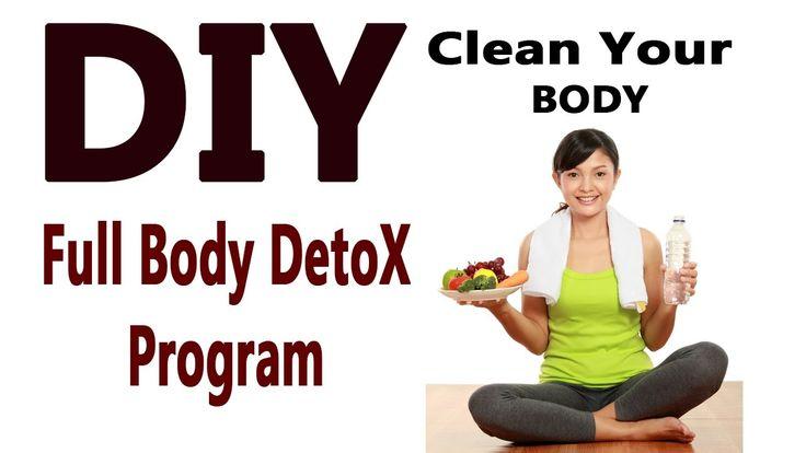 DIY : Full Body Detox Program