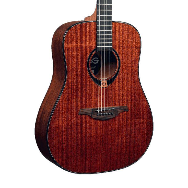 Lag Tramontane T90D Dreadnought Acoustic Guitar
