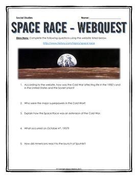 Race - Webquest with Key - This 6 page document contains a webquest ...
