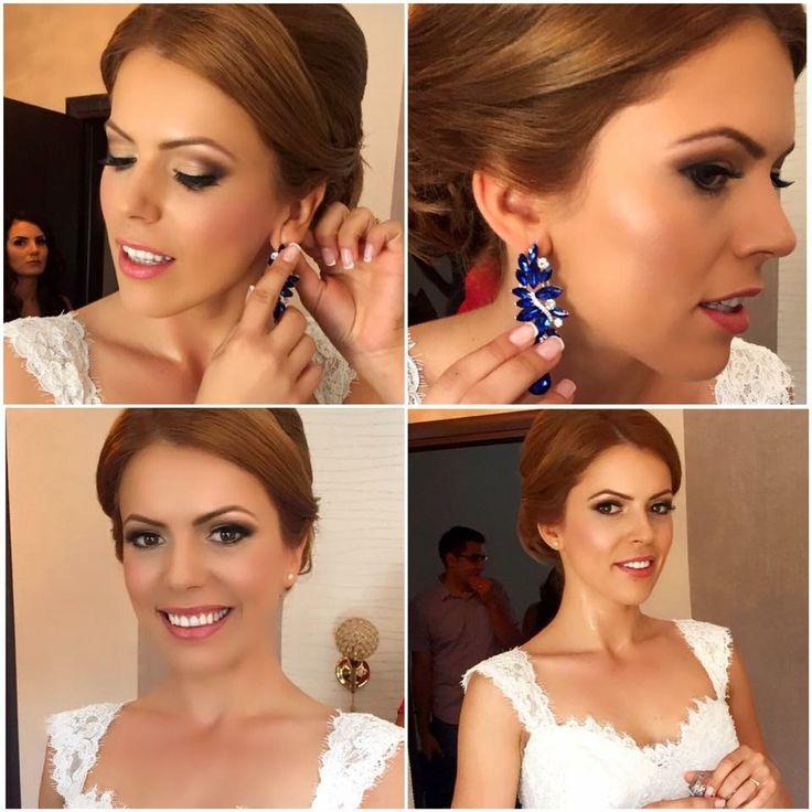 www.makeupelena.ro Wedding time!!! 🎂🎉💐❤️🎁