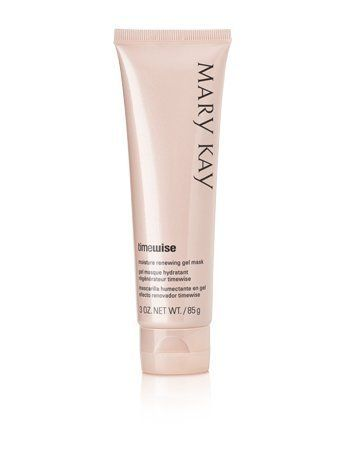 Mary Kay Timewise Moisture Renewing Gel Mask ~ Dry to Oily Skin by Mary Kay. Save 35 Off!. $12.99. ? Instantly hydrates while also locking in moisture. ? 3 Oz Tube. ? Helps reduce the appearance of pores as well as fine lines and wrinkles.. ? Oil-Free ... For Dry to oily skin.. ? Skin appears less stressed, feels nourished, purified and calm.. Get 10 skin-renewing benefits in 10 pampering minutes!  And lock in vital moisture to help your skin look fresher and more youthful.
