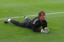 Jens Lehmann – BVB-Keeper - deutscher Nationaltorwart
