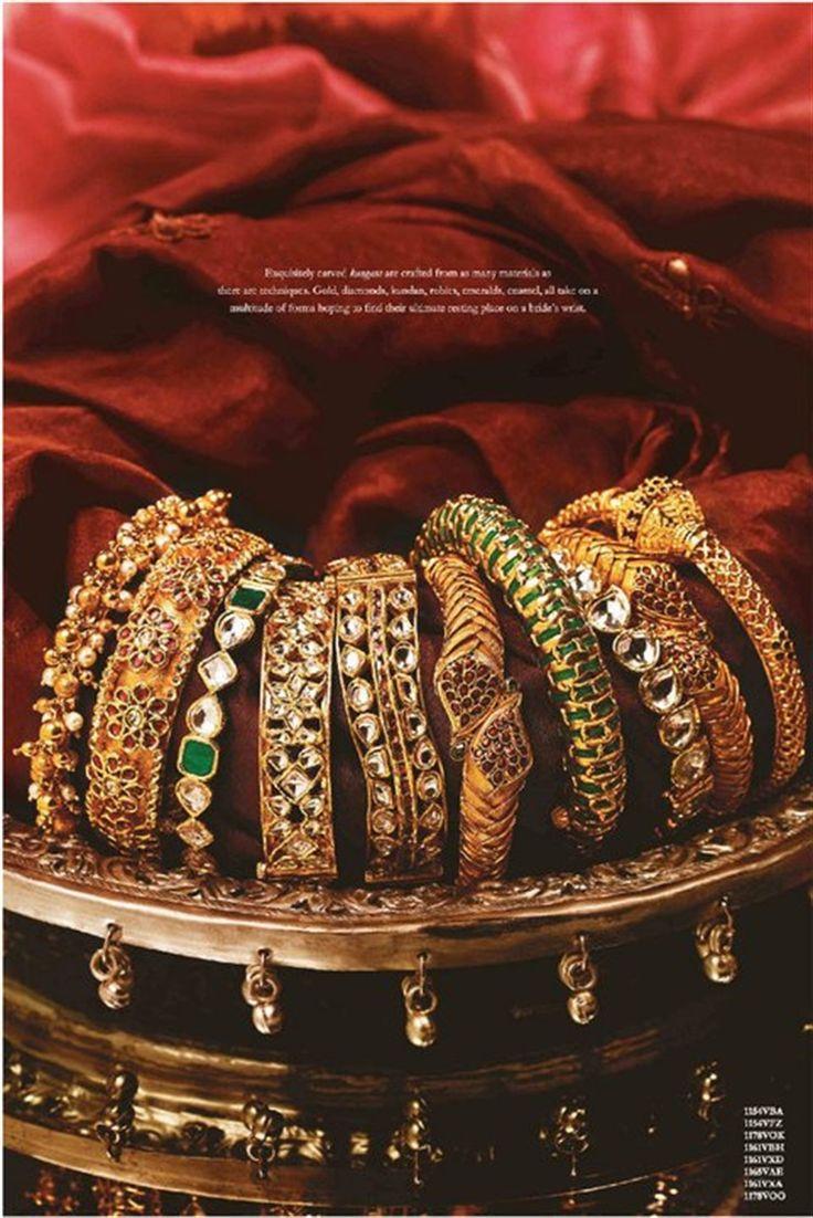 Tanishq Kangan Bangles Jewelry