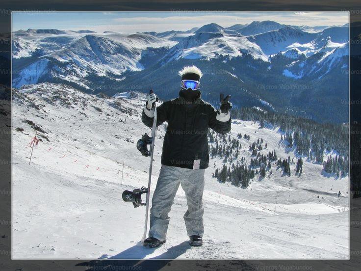 Uno de los mejores lugares para esquiar en el mundo es el estado de #Colorado en #EstadosUnidos, y una de nuestras montañas favoritas es la de Arapahoe Basin.