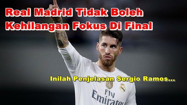 awesome BREAKING NEWS!! Liga Champions - Real Madrid Tidak Boleh Kehilangan Fokus Di Final