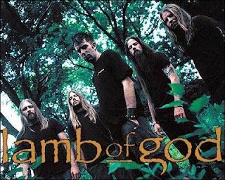 Lamb of God amazing band gonna see them next month