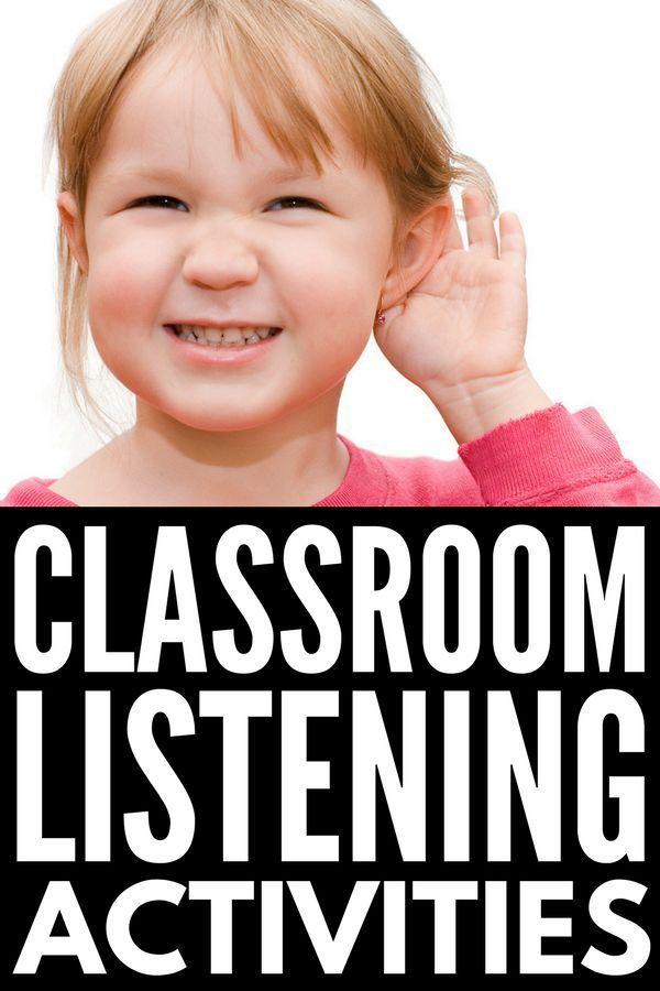 How to Get Kids to Listen: 7 Tips & Listening Activities for