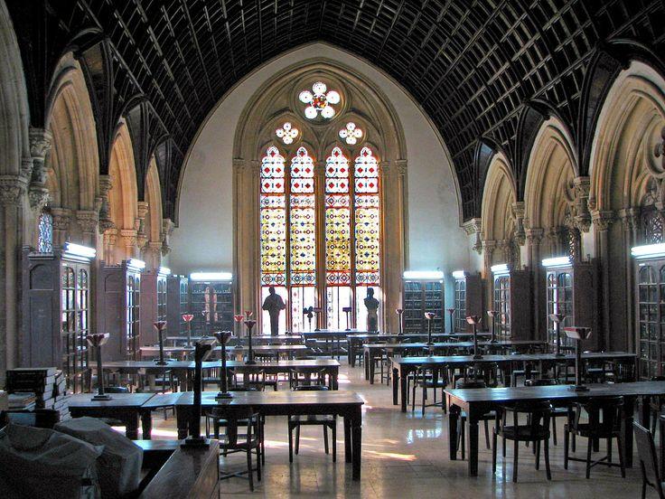University of Mumbai library - University of Mumbai - Wikipedia, the free encyclopedia