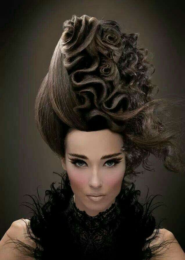 cheveux avant-garde-extravanganza