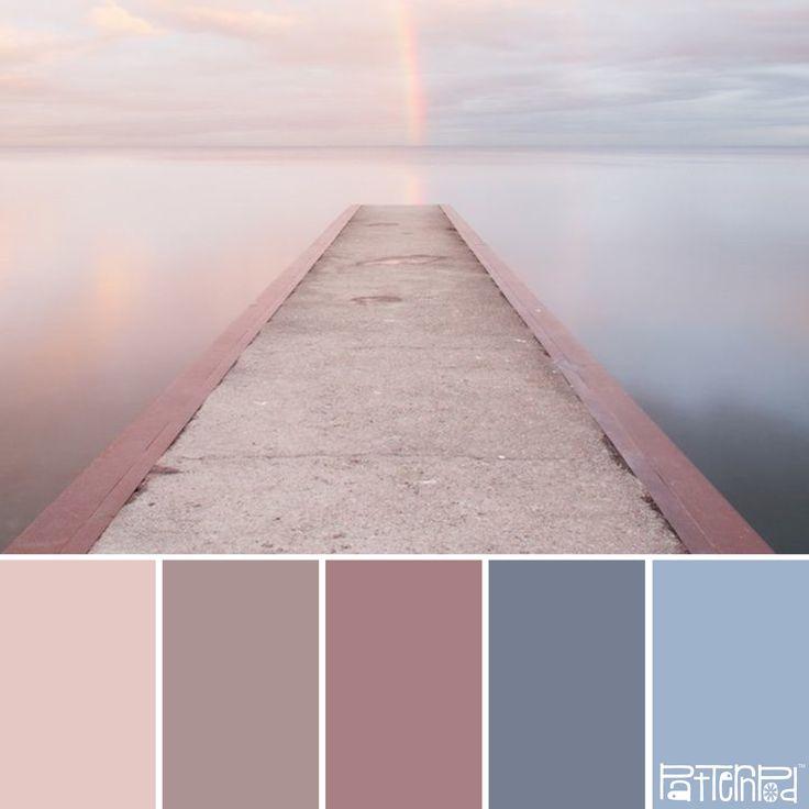Farb-und Stilberatung mit www.farben-reich.com - color palette