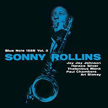 One of many Sonny Rollins albums I own amongst many of his I would like to own. | Sonny rollins